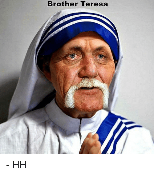Dank Memes, Brother, and Teresa: Brother Teresa - HH
