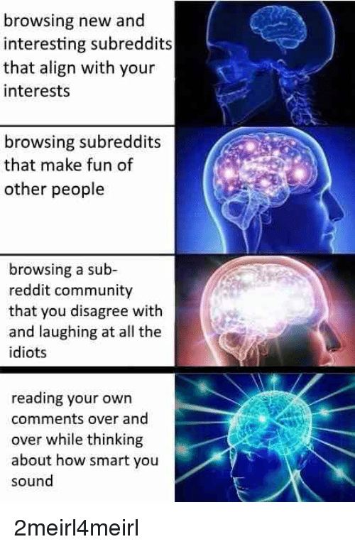 Browsing New and Interesting Subreddits That Align With Your