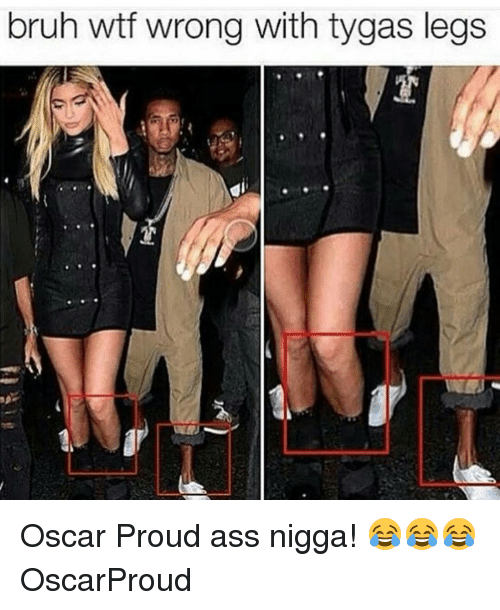 Legs and assholes