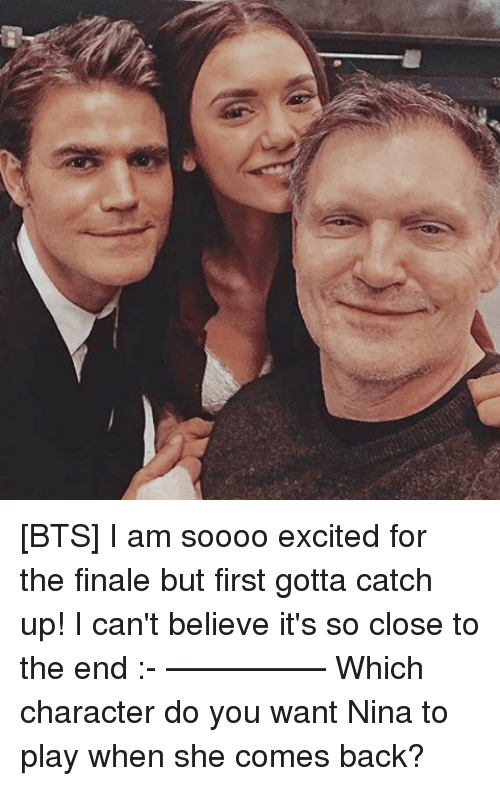 BTS I Am Soooo Excited for the Finale but First Gotta Catch