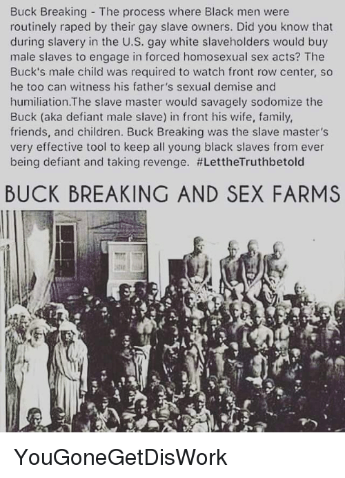 White sex slaves of black men