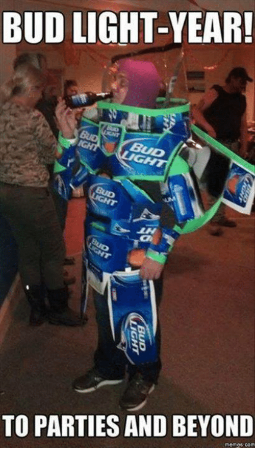 Bud Light Year