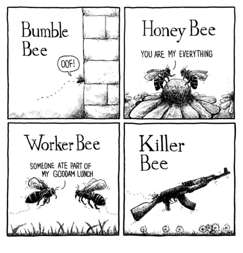 Bumble Honey Bee YOU ARE MY EVERYTHING O0F! Worker Bee