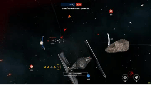 Funny, Wow, and Battlefront: Bunkerbuster Does a Backflip (Battlefront II)