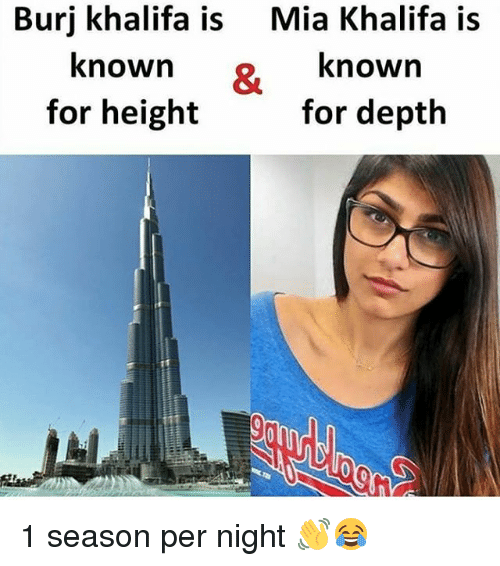 burj khalifa is known for height mia khalifa is 31015609 burj khalifa is known for height mia khalifa is & known for depth 1