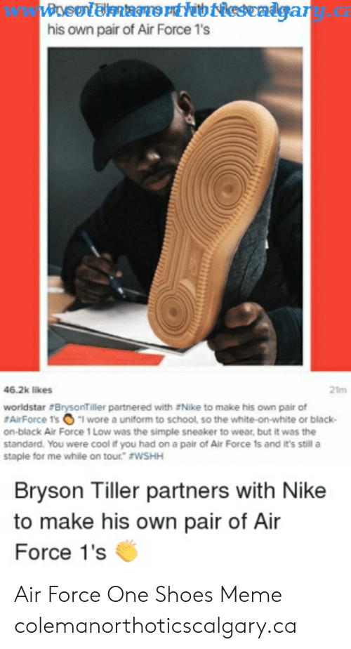 Black Air Force One Meme Urban Dictionary Air Force Ones 2020