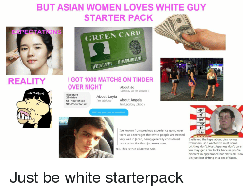 All asian guy with white girl sex