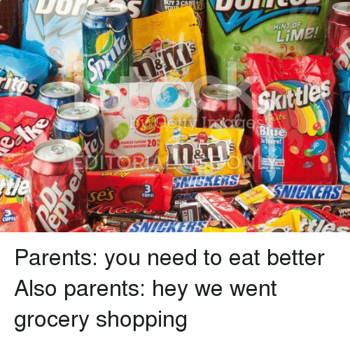BUY 3 CUPS! LiME! Skittles Parents You Need to Eat Better