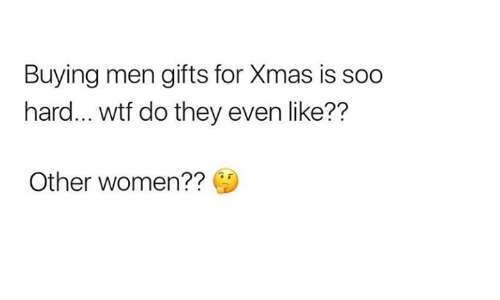 what do women want to buy