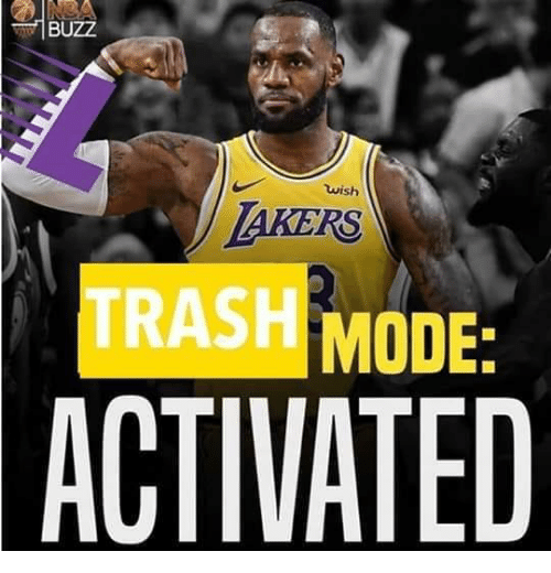 Memes, Trash, and 🤖: BUZZ  wish  AKERS  TRASH MODE:  ACTIVATED
