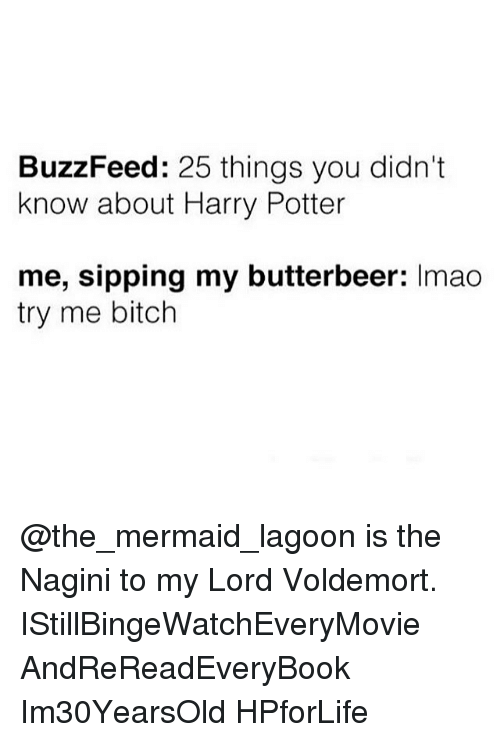 BuzzFeed 25 Things You Didn't Know About Harry Potter Me