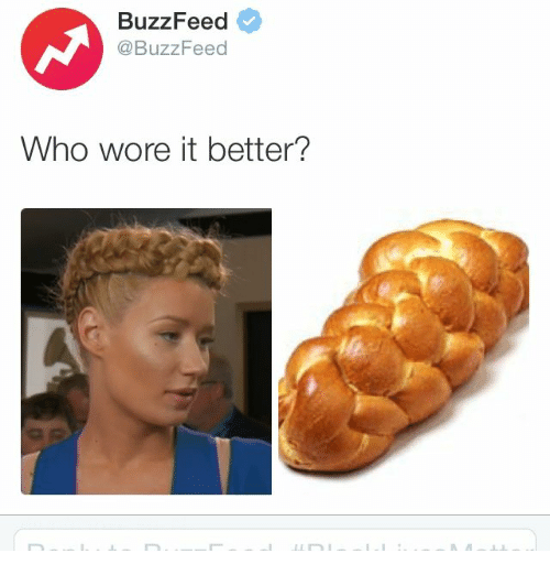 Who Wore It Better, Buzzfeed, and Who: BuzzFeed  @BuzzFeed  Who wore it better?