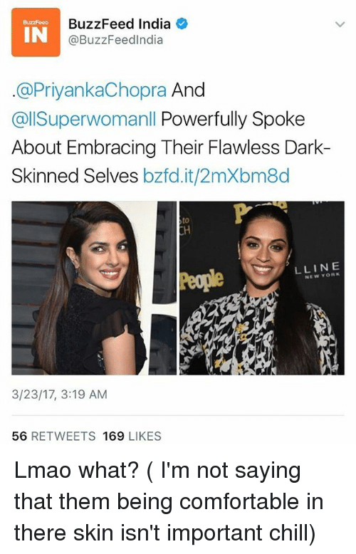 BuzzFeed India IN Chopra and All Superwomanll Powerfully