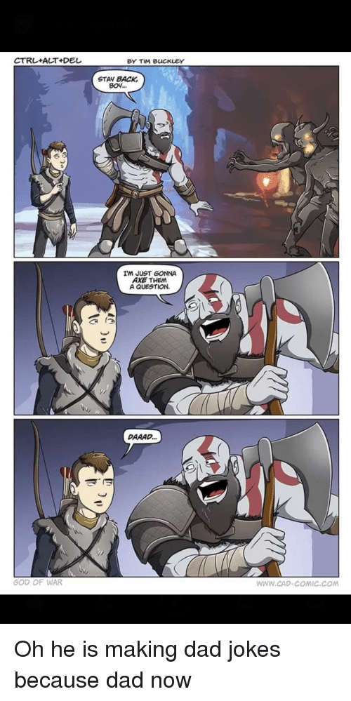 By TIM BuCKLEY THIS SPIRIT NEEDS HELP AND IN RETURN HE ... |Kratos Npc Meme