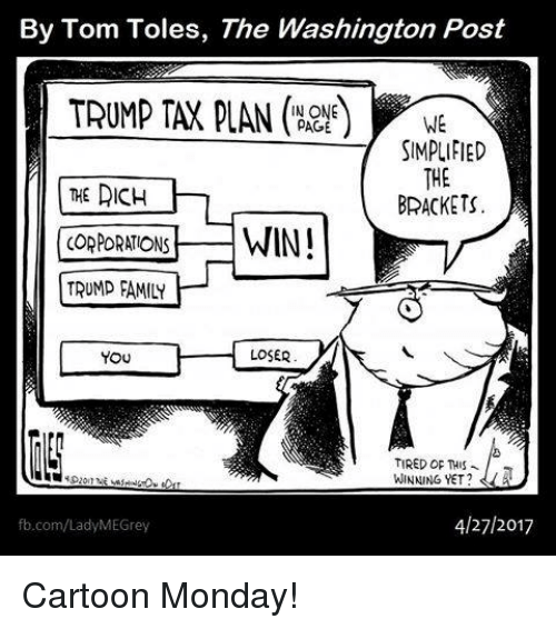 25+ Best Memes About Trump Tax Plan