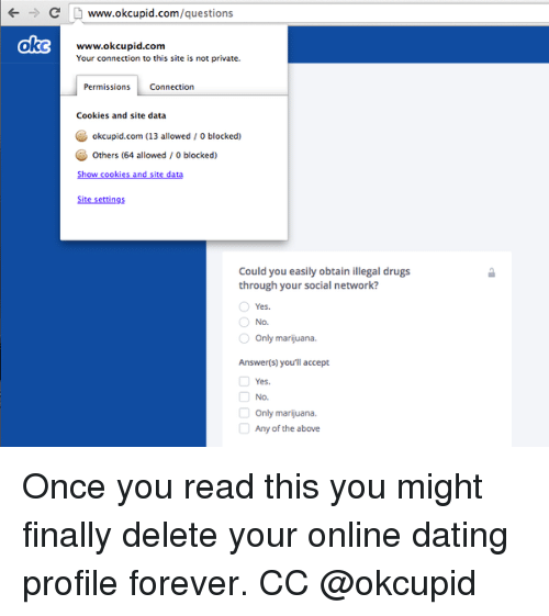 questions for online dating