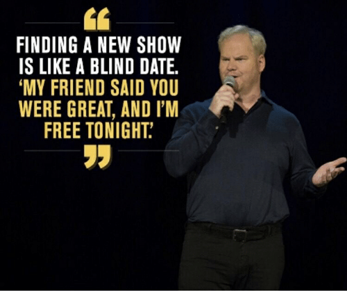 blind date show