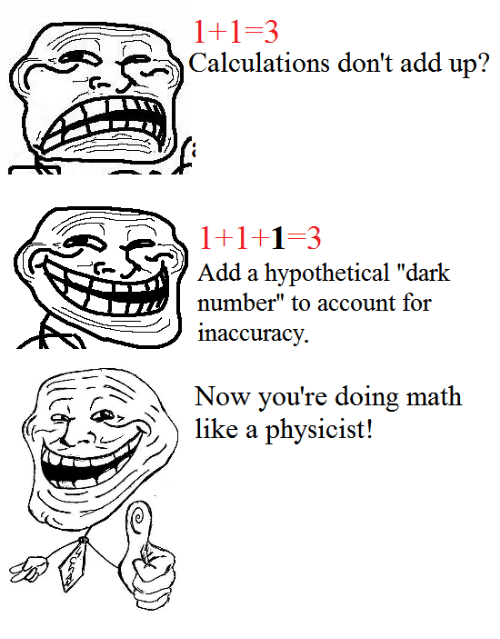how to add a number to a math formula