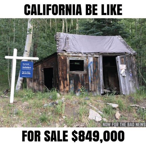 California Be Like Summit Now For The Bad News For Sale