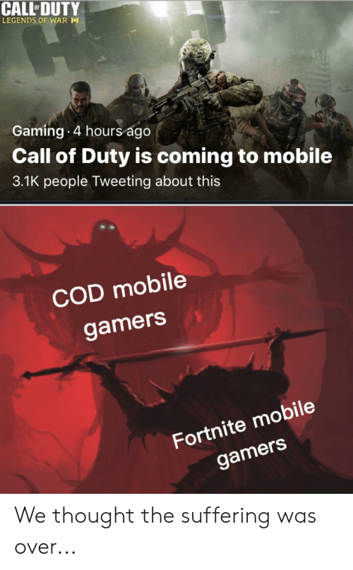 Call Duty Legends Of War Gaming 4 Hours Ago Call Of Duty Is Coming