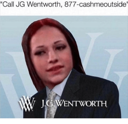 Funny Wentworth And Jg Wentworth Jg Wentworth 877 Cashmeoutside