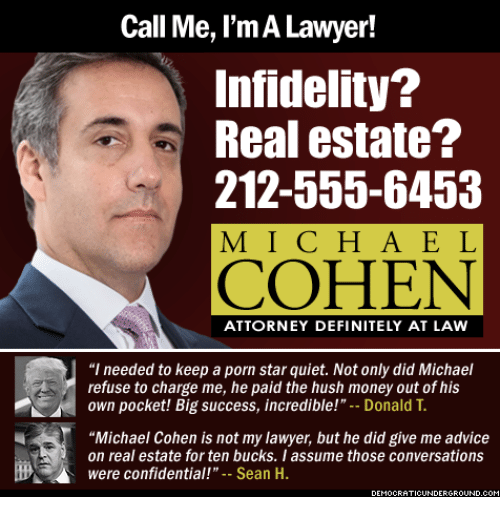 Call Me I'mA Lawyer! Infidelity? Real Estate? 212-555-6453 MIC H AEL