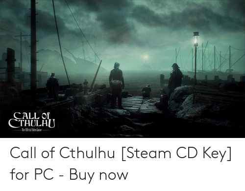 CALL of THULAU -The Official Video Game Call of Cthulhu