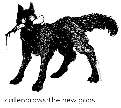 Tumblr, Blog, and Http: callendraws:the new gods