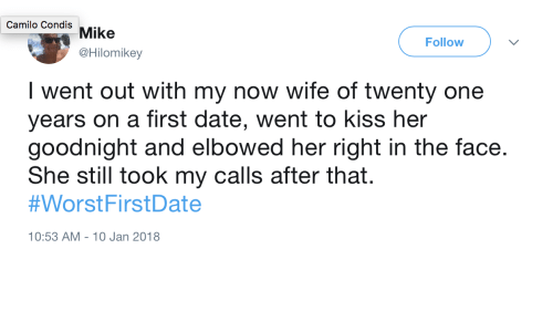 when to kiss her on a date