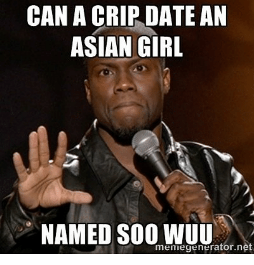 Dating asian girl meme