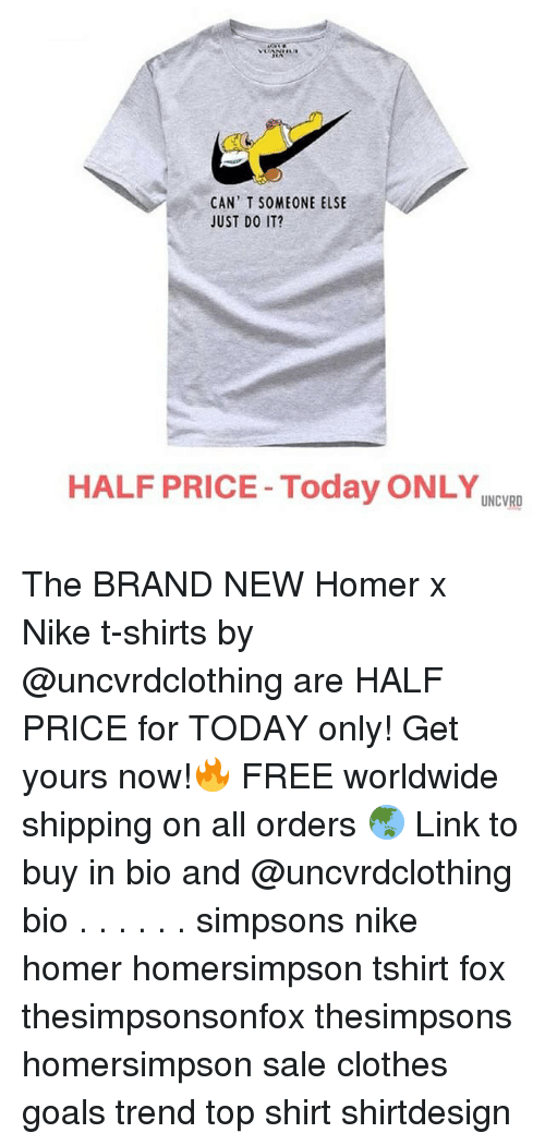 CAN  T SOMEONE ELSE JUST DO IT  HALF PRICE- Today ONLYD UNCVRD the ... 9192a29c6c29
