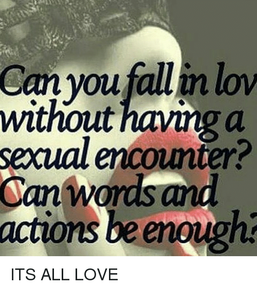 All sexual words