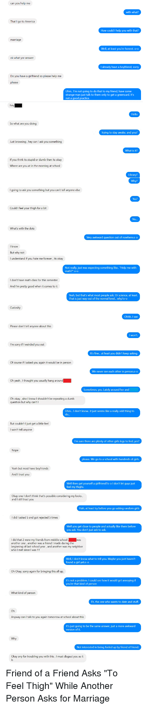 Friend asks to try me as her first black guy 4