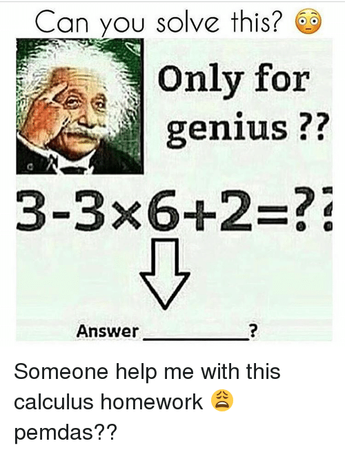 Can You Solve This Only For Genius 3 3x62 Answer Someone Help