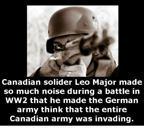 canadian solider leo major made so much noise during a 5621075 ✅ 25 best memes about funny camping funny camping memes