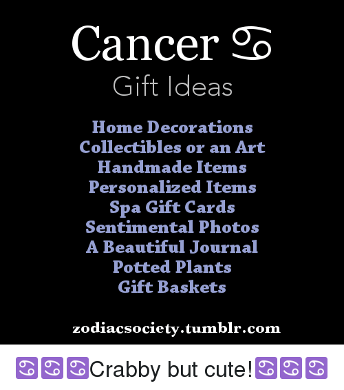 Cancer Gift Ideas Home Decorations Collectibles Or An Art