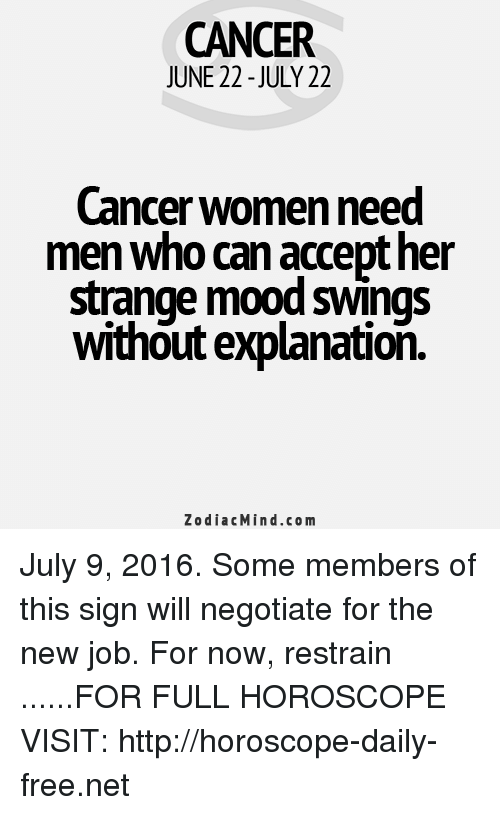 Career For Cancer Woman