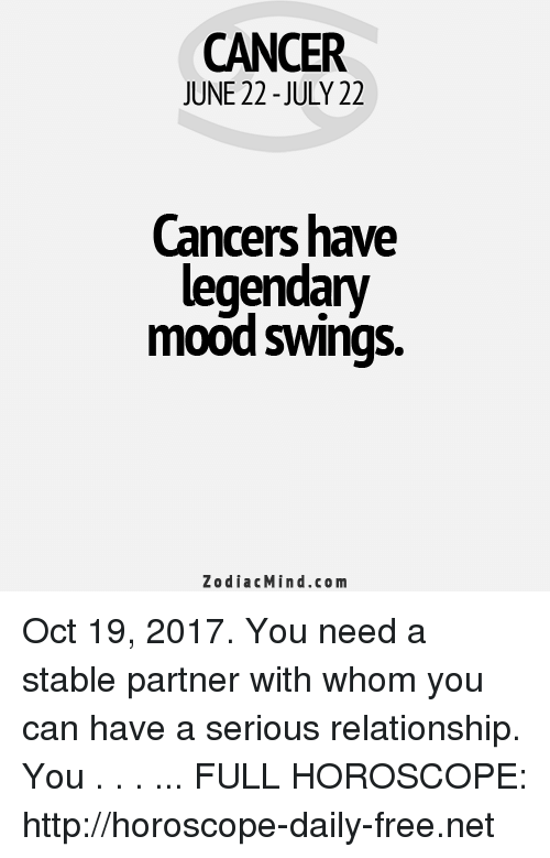 Astrology cancer dating cancers that cause itchy