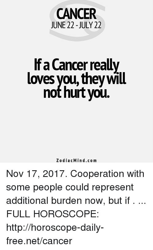 Decan 1 Cancer Horoscope October 12222