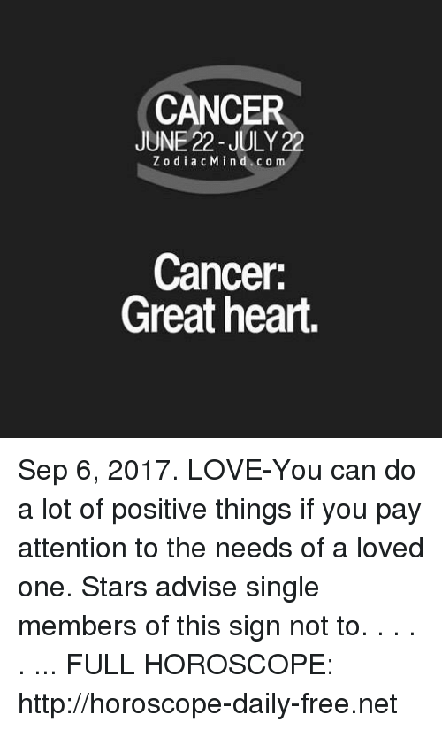 Cancer 12222 Horoscope Month by Month