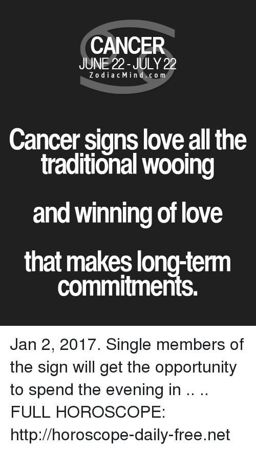 CANCER JUNE 22-July 22 ZodiacMindcom Cancer Signs Love All