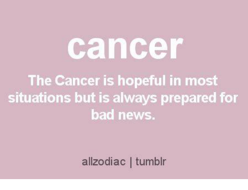 how to stay hopeful with cancer
