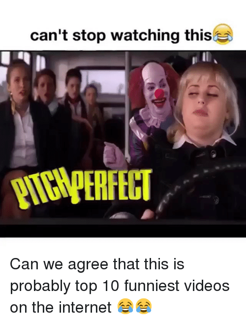 Internet, Memes, and Videos: can't stop watching thiseE  RITCHPERFECT Can we agree that this is probably top 10 funniest videos on the internet 😂😂