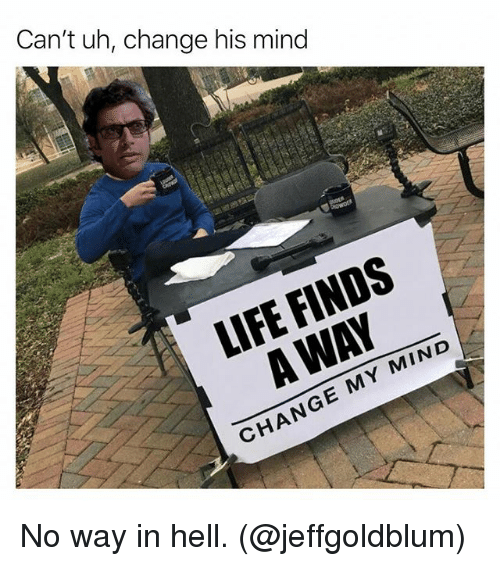funny memes about change