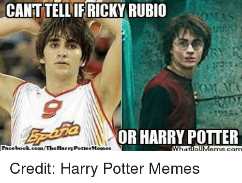 canttellif ricky rubio omas or harry potter harrypottermesmes book com theha face 18406414 canttellif ricky rubio omas or harry potter harrypottermesmes