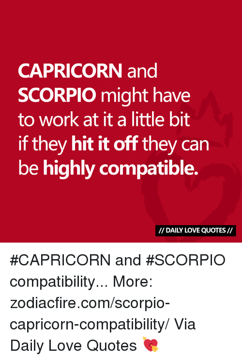 CAPRICORN Ang SCORPIO Might Have to Work at It a Little Bit