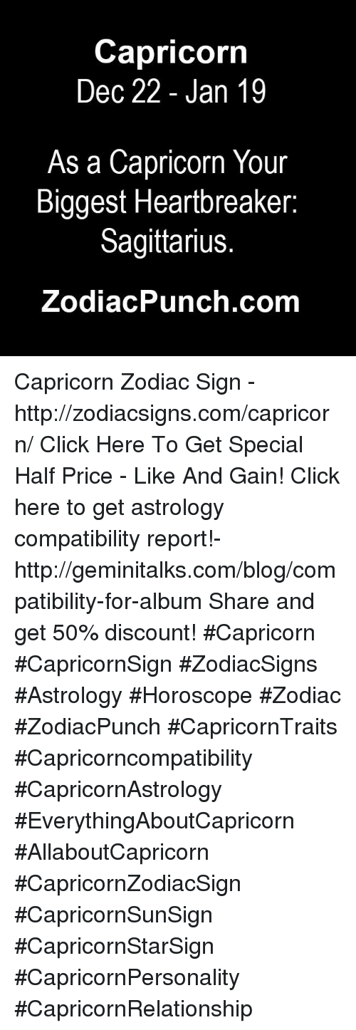 Capricorn Love and Sex