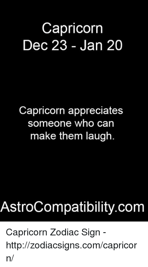 december 20 capricorn horoscope