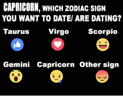 Dating sites for capricorns