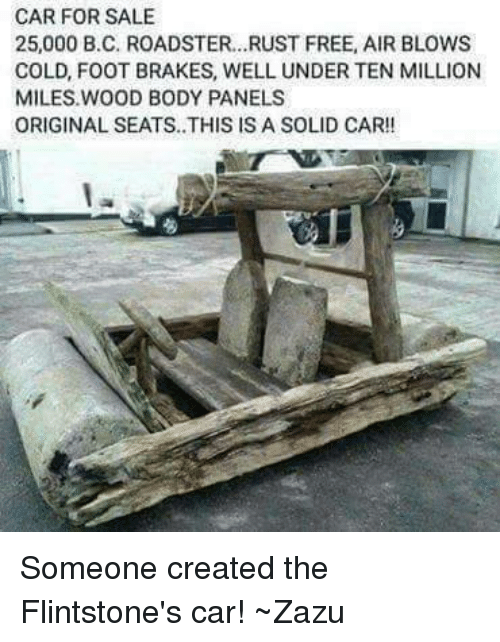 Brakes For Sale >> 25+ Best Memes About the Flintstones Car | the Flintstones ...